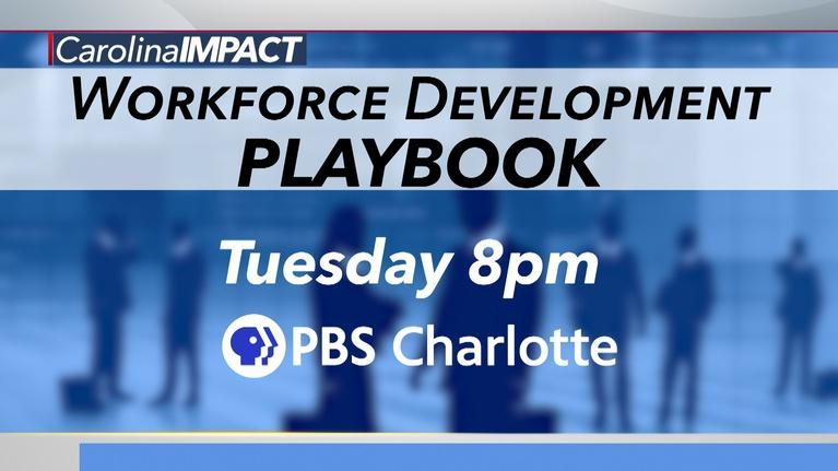 Carolina Impact: Workforce Development Playbook Preview