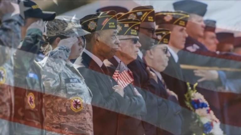 WFSU Documentary & Public Affairs: North Florida Veterans Stand Down
