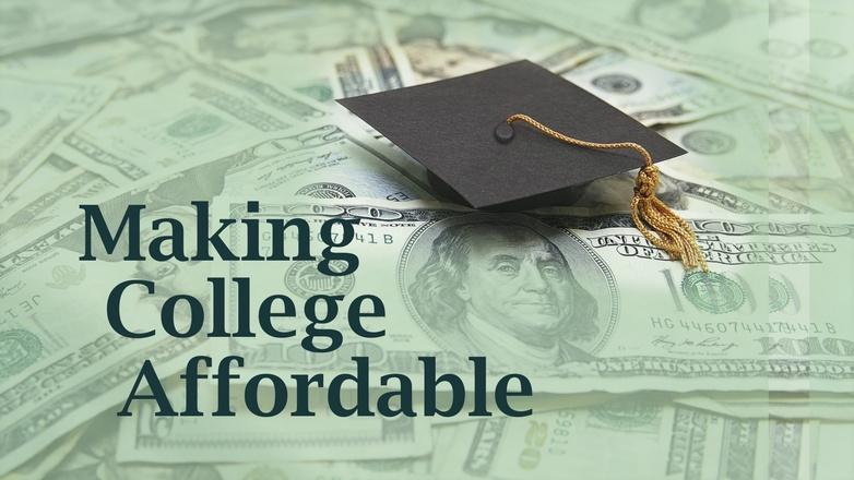 Carolina Classrooms: Making College Affordable Fall 2017 logo