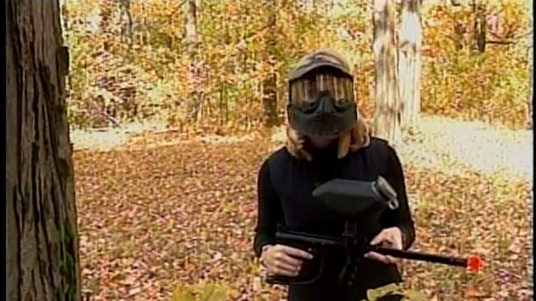 Outdoor Family Adventures: Outdoor Family Adventures: Paintball