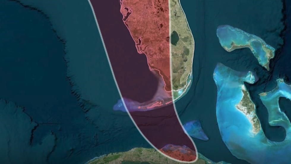 Key West on lockdown as Irma approaches image
