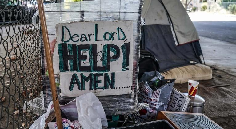 KVIE Documentaries: Searching for Hope: Homeless in Sacramento
