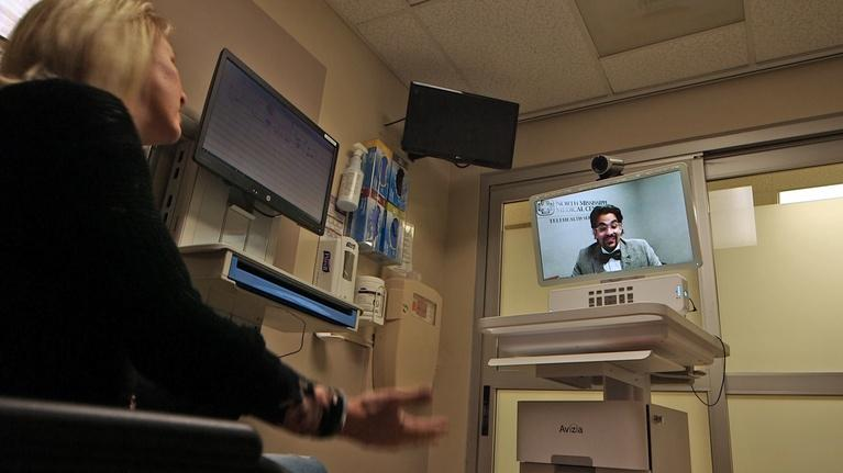 PBS NewsHour: Pandemic brings telehealth to the forefront