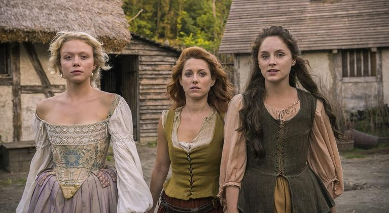 Jamestown: Trailer