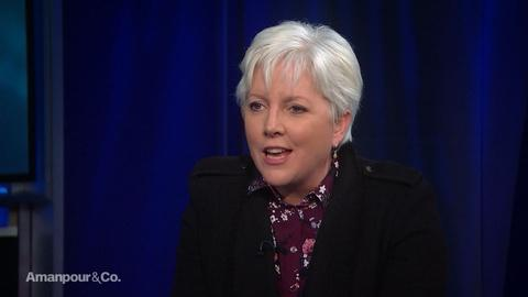 Amanpour and Company -- Carrie Gracie Is Fighting for the Right to Equal Pay