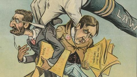American Masters -- The Spanish-American War and Yellow Journalism