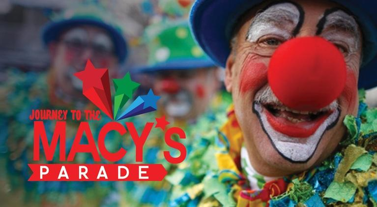 WLRN Documentaries: Journey To The Macy's Parade