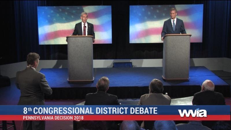 2018 Pennsylvania 8th Congressional District Debate