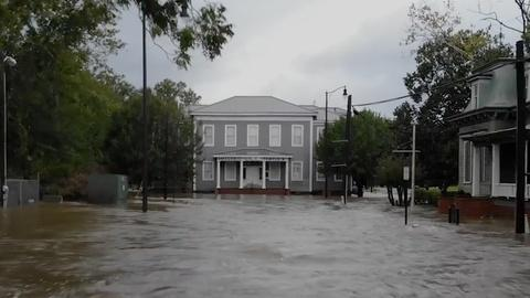 NOVA -- Why Hurricane Florence Caused So Much Flooding