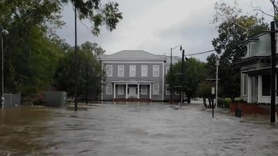 Why Hurricane Florence Caused So Much Flooding