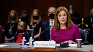 Democrats worry over ACA as Senate panel considers Barrett