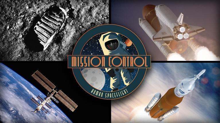 Learning Adventures: Mission Control: Human Spaceflight