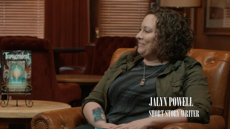 In Search of the West Texas Wordsmith: Jalyn Powell