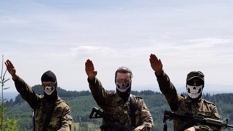 FRONTLINE -- Documenting Hate: New American Nazis