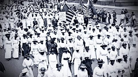 American Experience -- Black Suffragists