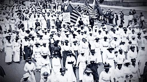American Experience : Black Suffragists