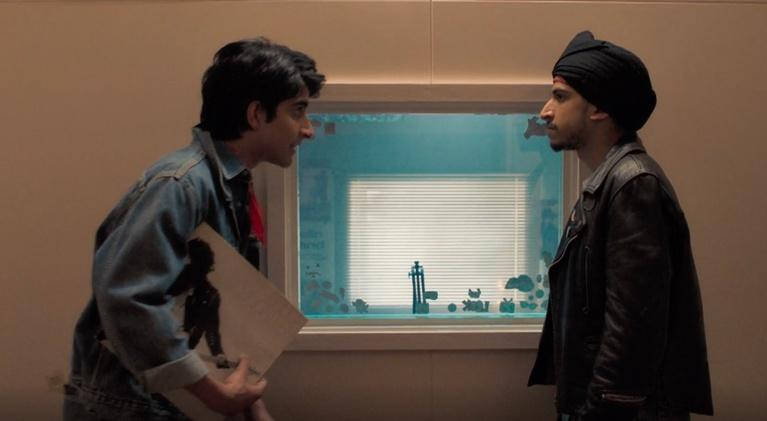 "Flicks: Viveik Kalra and Aaron Phagura for ""Blinded by the Light"""