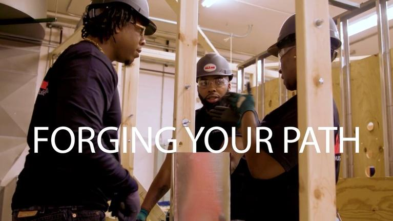 WOSU Specials: Forging Your Path Preview