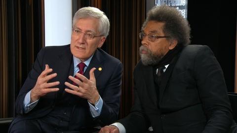 Firing Line -- Cornel West and Robert George