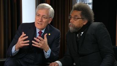 Cornel West and Robert George