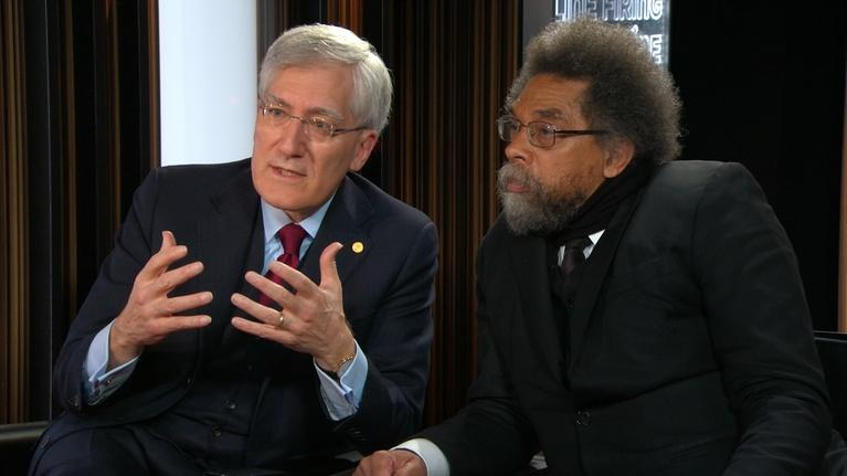 Firing Line: Cornel West and Robert George