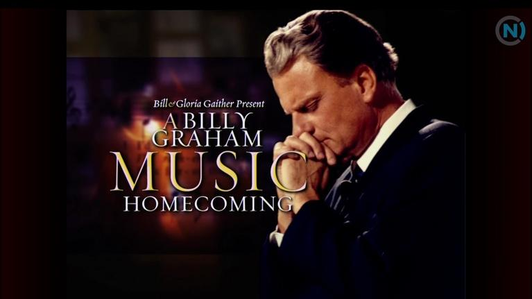 UNC-TV Presents: BILLY GRAHAM: MUSIC HOMECOMING