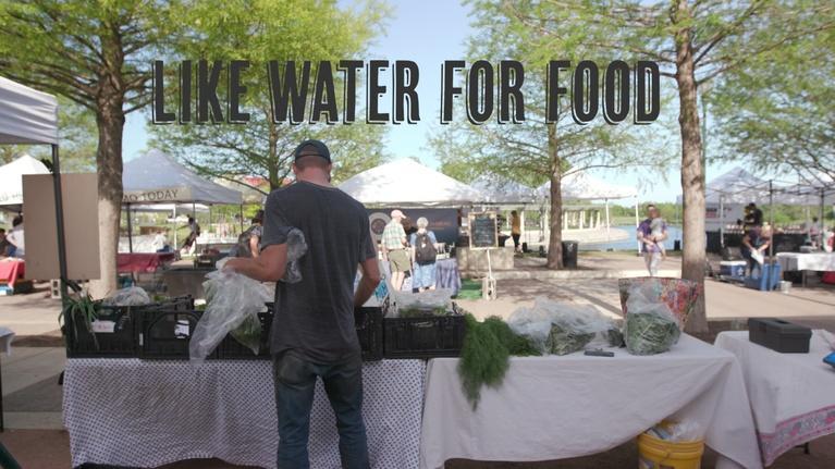 Decibel: Like Water For Food
