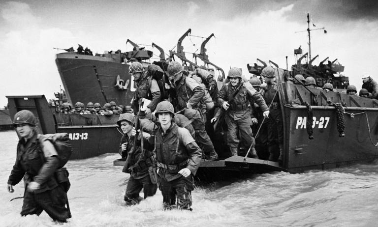 D-Day: Over Normandy