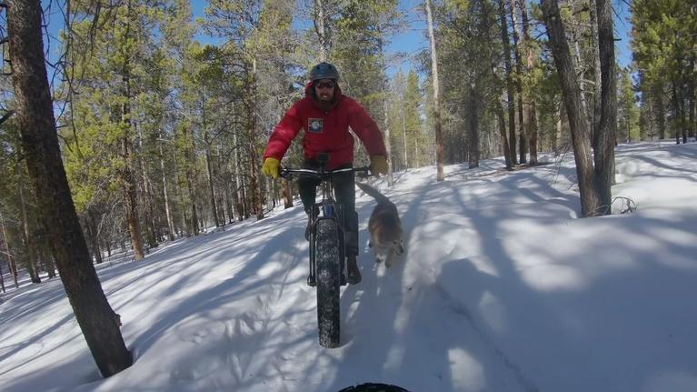 Street Level: Leadville: Fat Biking with Cycles of Life