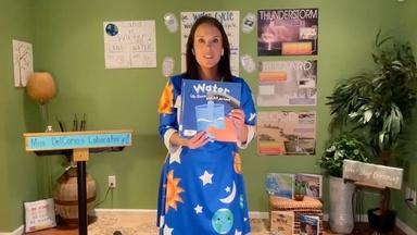 Explore: The Water (H20) Cycle-Nicole DelCorio-Third Grade