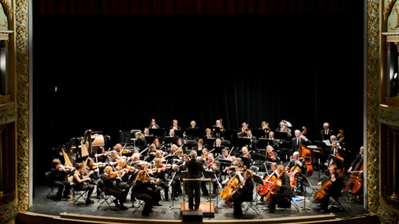 oyful And Bright Into The New Year w/ Portsmouth Symphony