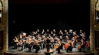 Joyful And Bright Into The New Year w/ Portsmouth Symphony
