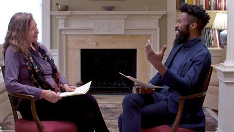 Poetry in America -- Poetry In America: Season 2: Preview