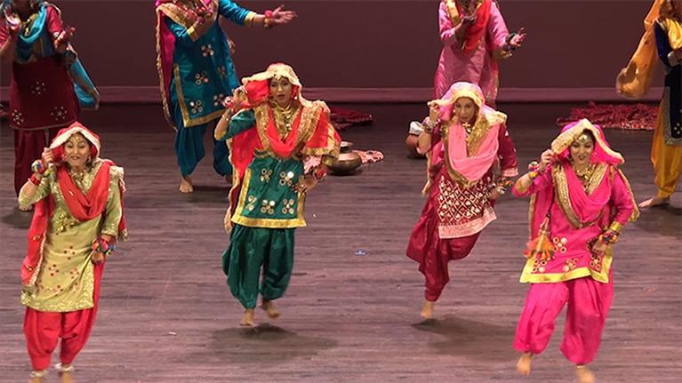 KVIE Arts Showcase: Bhangra Pop Dance Company