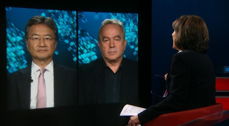 Amanpour on PBS: Amanpour: Joseph Yun, Kurt Campbell and Glenda Jackson