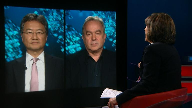 Amanpour on PBS: Amanpour: Joseph Yun, Kurt Campbell and Glenda Jackson