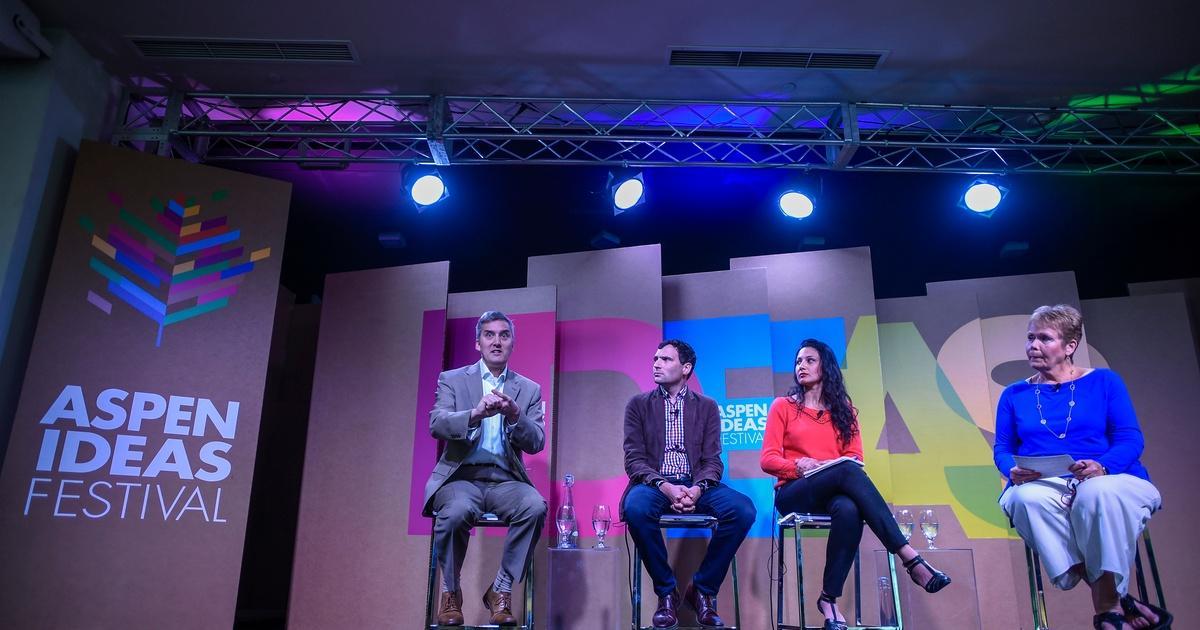 Aspen Ideas Festival Quelling Violent Extremism With Public Health Tools Season 2 Episode 12 Pbs