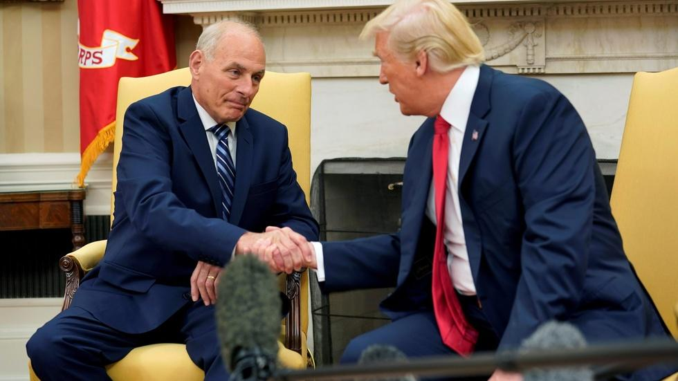 Can John Kelly meet high expectations at the White House? image