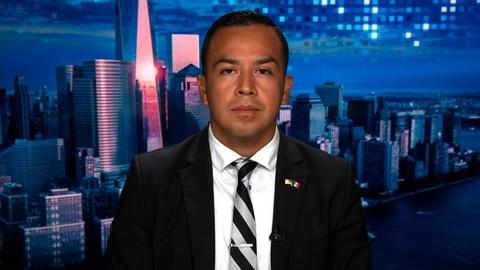 Amanpour and Company -- Cesar Vargas on Changes to the Public Charge Rule