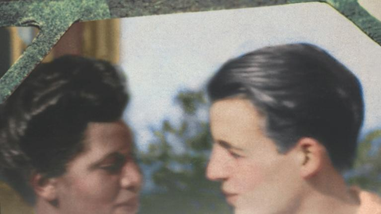 PBS NewsHour: The story of an interracial couple on opposite sides of WWII