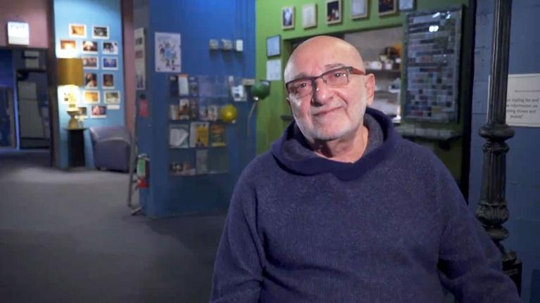 Stage Players: Stage Players: Tom Lembo
