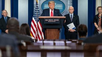 Washington Week | Washington Week full episode for March 27, 2020