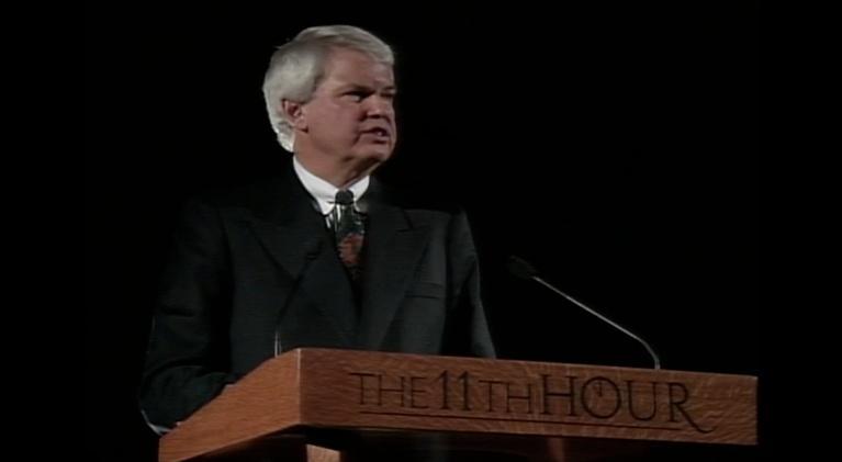 The 11th Hour: Gov. Richard Lamm