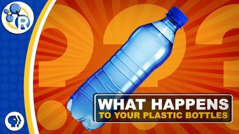 Reactions -- How Plastic Recycling Actually Works