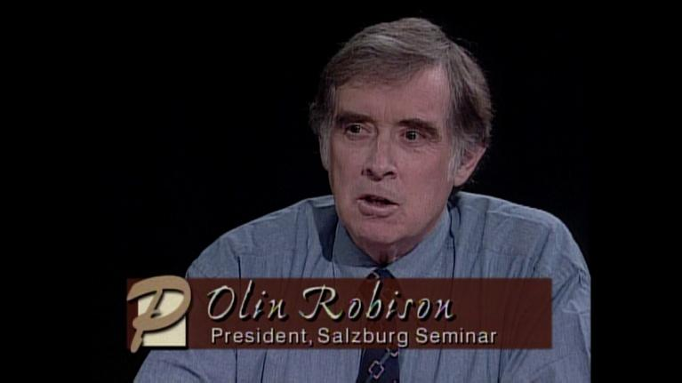 Profile: Olin Robison