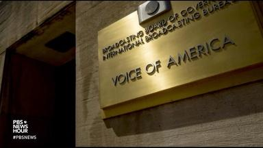 CEO of Voice of America's parent agency defies subpoena