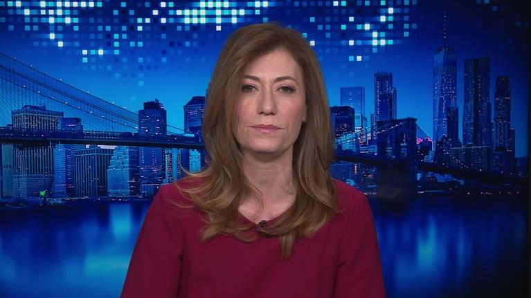 Amanpour and Company: Anne Milgram Discusses New Impeachment Evidence