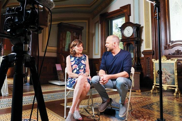 Rob on the Road: Behind the Scenes at Antiques Roadshow Crocker Art Museum Thumbnail