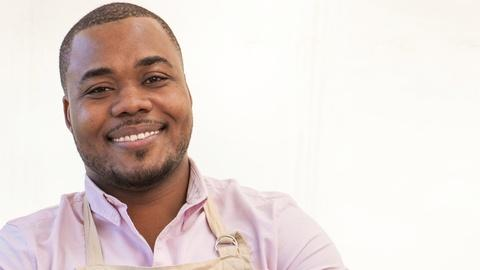 The Great British Baking Show -- S4: Meet the Bakers: Selasi