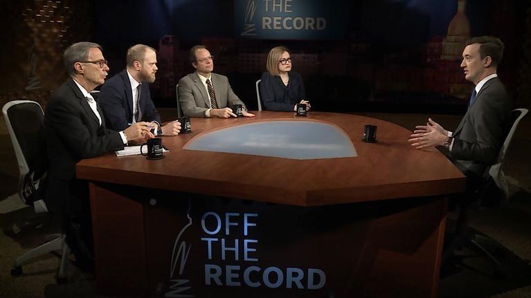 Off the Record: Jan. 10, 2020 - Trevor Thomas| OTR OVERTIME